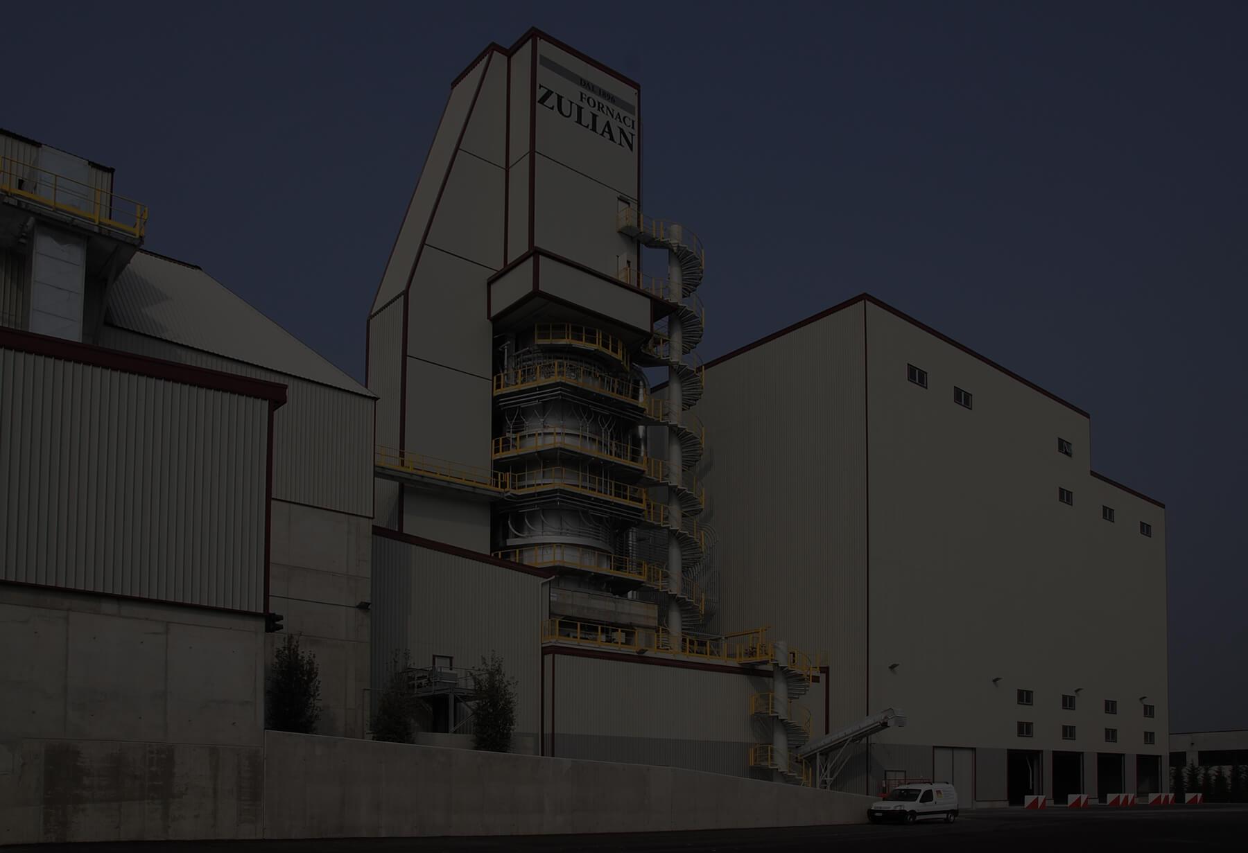 Impianto Fornaci Zulian