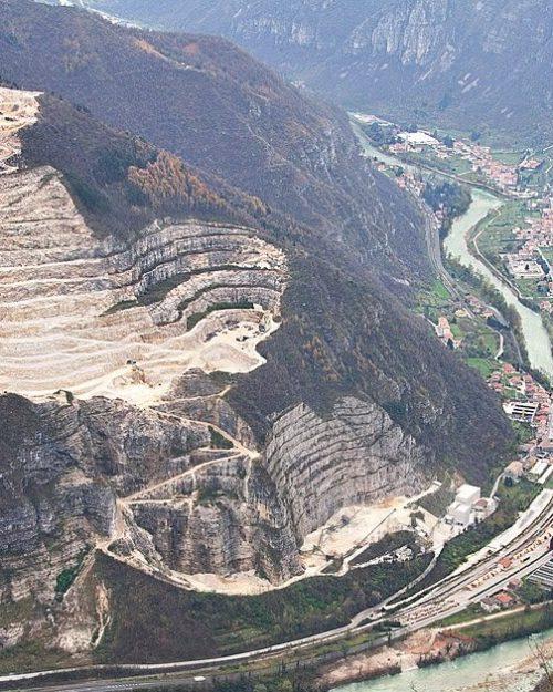 Cave di estrazione Fornaci Zulian