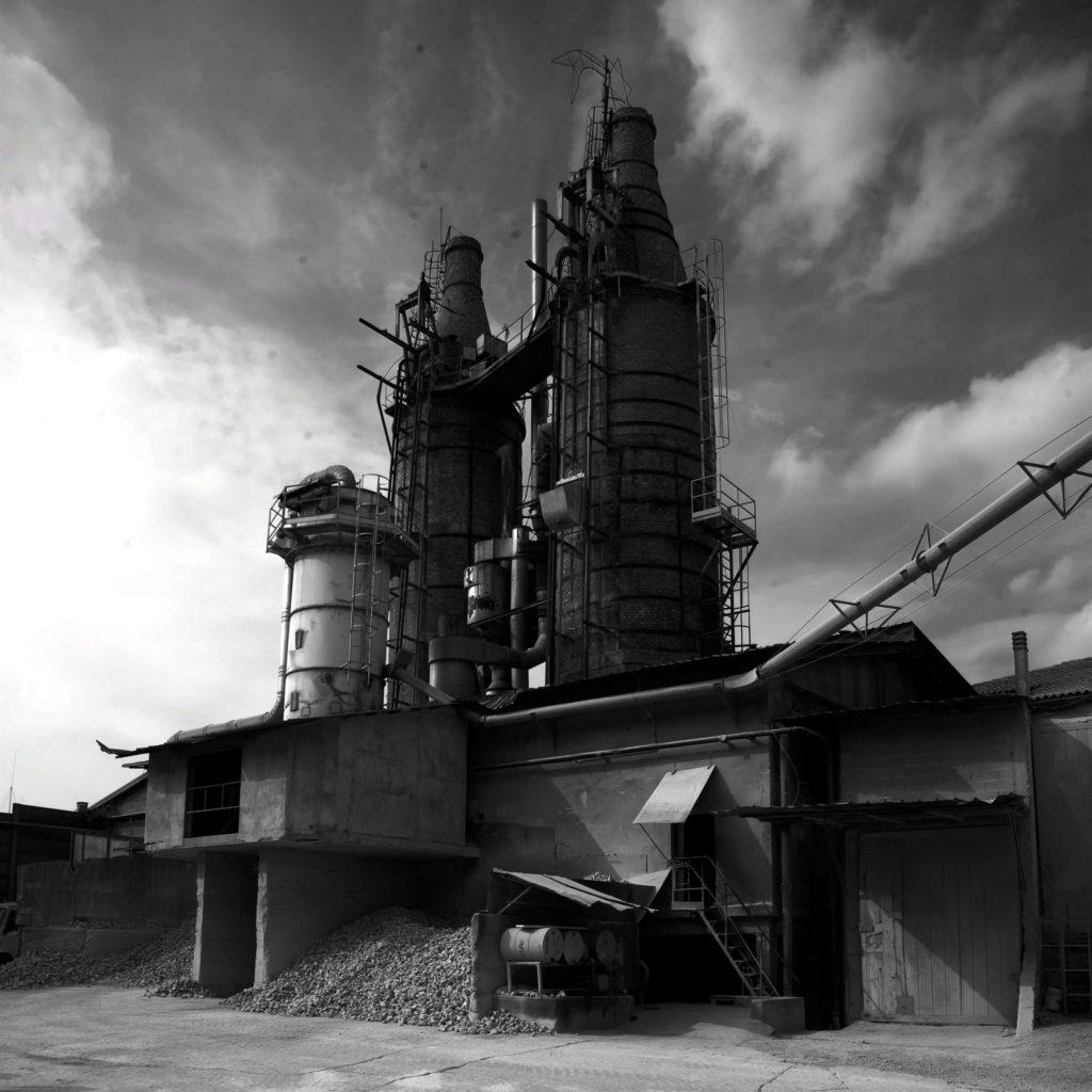 Impianto storico Fornaci Zulian