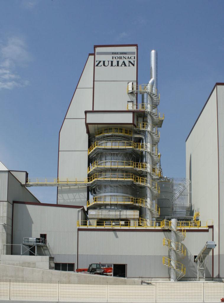 Impianti produttivi Fornaci Zulian